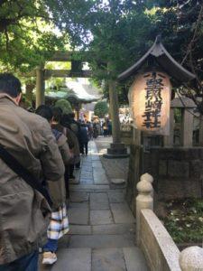 小野照崎神社行列