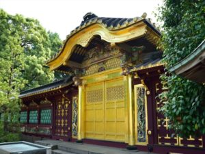 上野東照宮1
